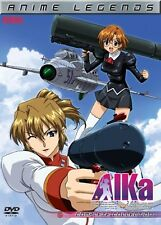 Agent Aika: Anime Legends Complete Collection Series DVD Box Set + Extras NEW!
