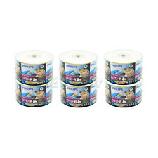 300 Pack Philips Blank 16x White Inkjet Hub Printable DVD-R Disc For Video Movie