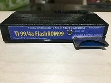 TI 99/4a MultiCart FlashROM 99 custom made case
