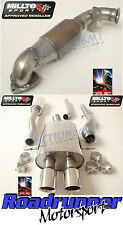 Milltek Exhaust Mini Cooper S R56 Full Turbo Back Resonated & Sports Cat GT80