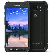 Samsung Galaxy S6 Active 32GB DEUTSCHES MENÜ Grau Outdoor Smartphone
