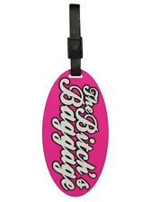 The Bitch's Baggage Design Funny Luggage or Bag Tags