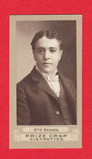 STEPHEN MITCHELL - RARE ACTOR FROGA D CARD -  OTIS  SKINNER  -  1899