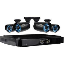 Night Owl AHD7-842 4 Camera 8 Channel DVR Video Security System