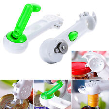 7 in 1 Multi-Function Bottle Can Jars Easy Opener Cap Twist Remover Kitchen Tool