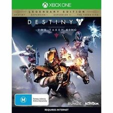 Destiny: The Taken King -- Legendary Edition (Microsoft Xbox One) Activision