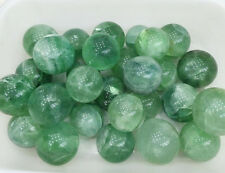 Dreamy GREEN Fluorite Polished Crystal Healing Sphere Ball Flourite Specimen