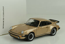 1975 Porsche 911 930 Turbo 3.0 cometdiamant 1:24 Welly Museum