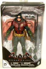 "ROBIN #6 Batman Arkham Knight 6.75"" Action Figure DC Collectibles 2015"