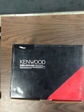 Kenwood KNA-DV4100 Automotive DVD Navigation System BRAND NEW