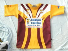 #CL9.  GLENMORE PARK BRUMBIES  JUNIOR RUGBY LEAGUE PLAYER'S  JERSEY #3