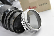 LEICA  Leitz  GRADUATED ROTATING SLIP ON  A36 POLARISING FILTER POOEL