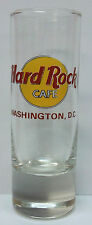 Hard Rock Cafe Washington D.C. Shotglass, 2 ounce, Mint Condition