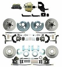 Mopar 1962-74 B & E Body Standard Power Disc Brake Conversion Kit & Adjustable
