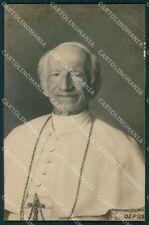 Roma Città Papa Leone XIII Foto cartolina XB5144