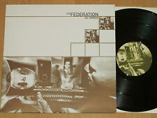 """12"""" THE FEDERATION - SEE THROUGH - SI JOHN - ALEX SWIFT  - CUP OF TEA RECORDS"""