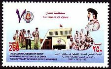 Oman 2007 ** Mi.646 Pfadfinder Scouts Scouting