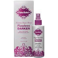 False Tan - FakeBake Flawless Darker self tanning liquid 170ml