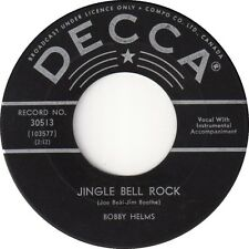JINGLE BELL ROCK Bobby Helms *CHRISTMAS*