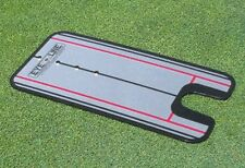 Eyeline Putting Alignment Mirror Putter Face Alignment Golf Training Aid