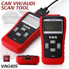 MaxiScan VAG405 Car Diagnostic Scanner CAN OBD2 Code Reader Tool VW Audi