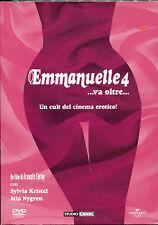 EMMANUELLE 4..va oltre. - DVD NUOVO E SIGILLATO, PRIMA STAMPA, EDIZIONE SLIPCASE