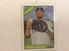 2015 ANTHONY RANAUDO Topps Heritage High Number Chrome #d/999 RC Rangers
