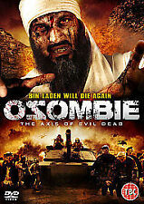 Osombie [DVD], in Good Condition, William Rubio, Danielle Chuchran, Jasen Wade,