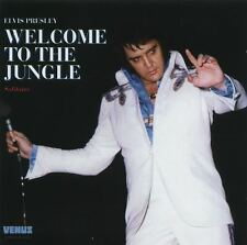 Elvis Collectors CD - Welcome To The Jungle - Solitaire (Venus) - Free shipping