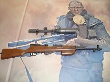 ART FIGURE 1/6 CRAZY RACER MAD MAX TOM HARDY RIFLE WITH SCOPE ---US SELLER