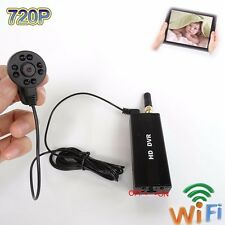 K7 H.264 HD 720P Wifi P2P Night Vision Camera DVR DIY  Hidden SPY CAMERA CAM IR