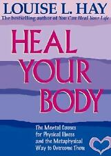 Louise L Hay - Heal Your Body 4e (1988) - New - Trade Paper (Paperback)
