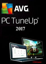 AVG PC TuneUp 2017/18, 3 Devices, 2 Years License