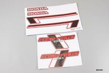 Fuel tank/side cover self-adhesive decal stickers for honda Cub C90 Econo-Power