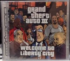 Grand Theft Auto III 3 Welcome to Liberty City complete in case w/ manual PC