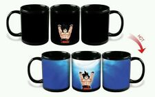 Dragon Ball Z Goku Spirit Bomb Heat Reactive Colour Changing Ceramic Coffee Mug