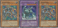 Yugioh Cyber Ogre Budget Deck - Cyber Ogre 2 - Cyber Dragon - NM - 41 Cards