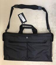 Victorinox Werks Traveler 5.0 WT Porter Tri-Fold Carry On Garment Bag Black