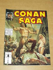 CONAN SAGA #51 JUNE 1991 BRITISH MONTHLY MAGAZINE^