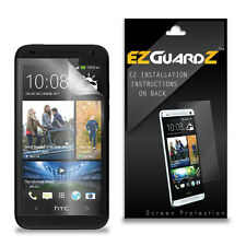 6X EZguardz LCD Screen Protector Skin Shield HD 6X For HTC Desire 610 (Clear)