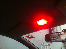 SMD super red 18 LED bulb/globe for Toyota Celica 2000+ interior light