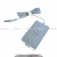 Genuine NEW Dell Adamo 13 45W Slim PA-1E AC Power Adapter BA45NE4 P279P - WHITE