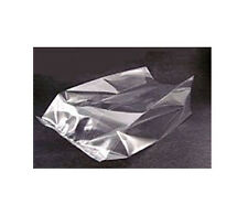 1000 6X3X15 1.5 Mil Plastic Clear Poly Bags Side Gusset Retail Food Meat Parts