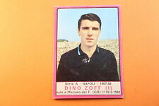 [F432-(67)] CALCIATORI 1967-68 - PANINI - NEW - FIGURINA STICKER - DINO ZOFF