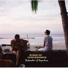"""KINGS OF CONVENIENCE """"DECALRATION OF..."""" LP VINYL NEW+"""