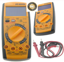 Multimeter DT9205A+ ~Testing Instrument Auto OFF Digital Multimeter