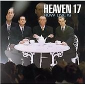 Heaven 17 - How Live Is - CD