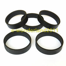 5× Vacuum Cleaner Knurled Belts 301291 Fit Kirby All Generation G3 G4 G5 G6