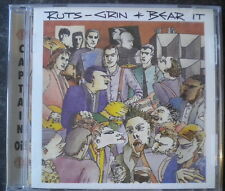 The Ruts Grin & Bear It CD+Bonus Tracks NEW SEALED Punk In A Rut/H Eyes+