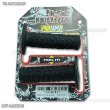 "Metal Mulisha Motorcycle Grips 7/8"" 22mm Handle Bar ProTaper Pit Dirt Bike Hand"